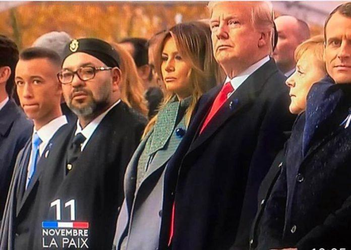 Sa Majesté Mohammed VI
