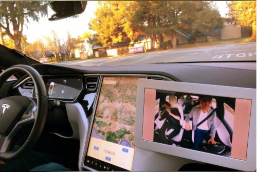 Nouvelle technologie automobile au CES : votre voiture vous observe !