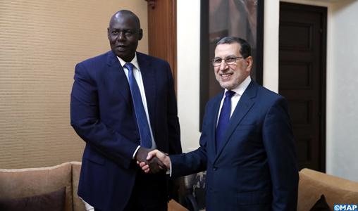 Le Maroc et le Niger