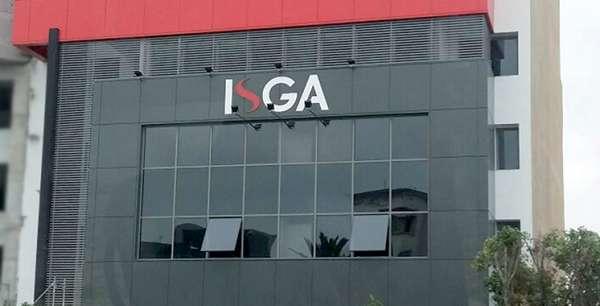 ISGA façade