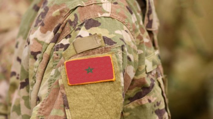 Meknes: Death of a soldier in the military service