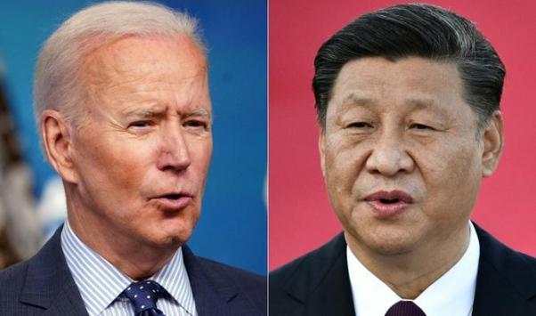 """Dans un entretien avec Xi Jinping, Biden plaide pour une """"concurrence  responsable"""" avec Pékin"""