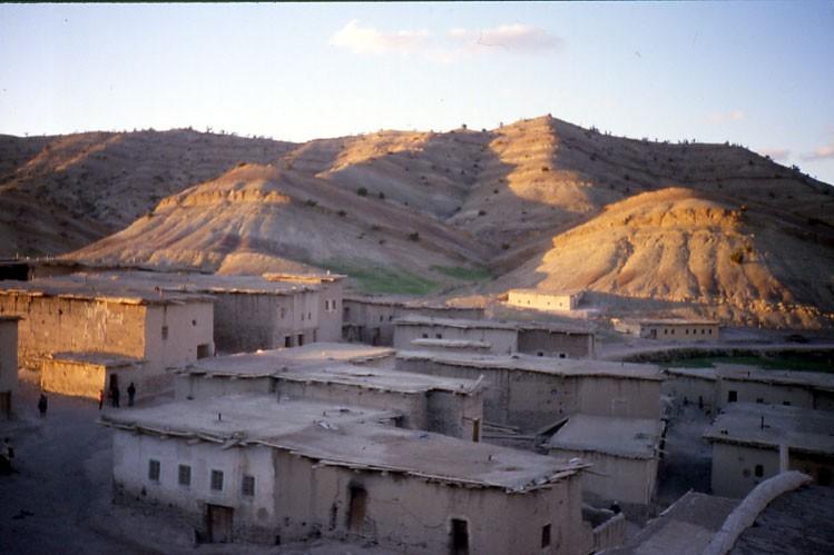 Valle du Dads  Maroc en famille