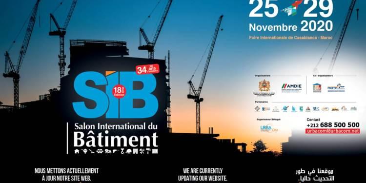 Salon International du Bâtiment 2020
