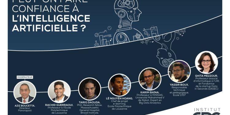 CDG: Peut-on faire confiance à l'intelligence artificielle?