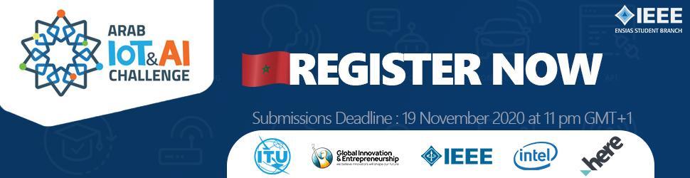 arab iot registration