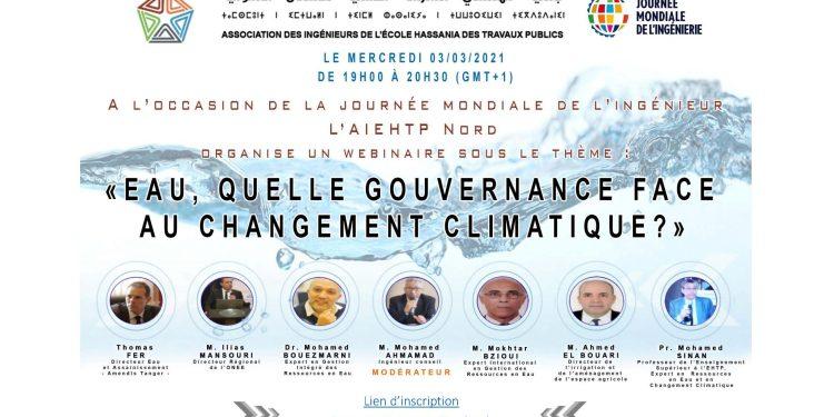 EAU, QUELLE GOUVERNANCE FACE AU CHANGEMENT CLIMATIQUE