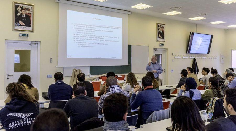 Liste des établissements de formation des ingénieurs d'État au Maroc