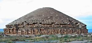 Le Medracen patrimoine en danger