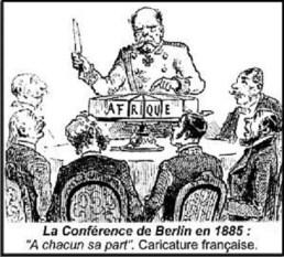 Le-26-février-1885-se-tint-la-conférence-de-Berlin-où-l'Afrique-fut-partagée