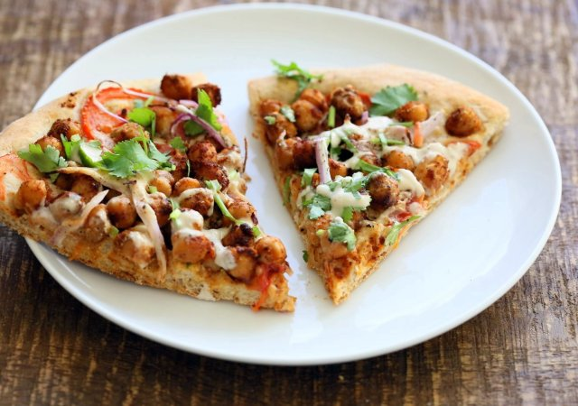 Recette pour faire sa propre pizza berbère éthiopienne vegan