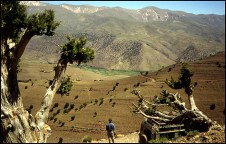 Maroc-Haut-Atlas