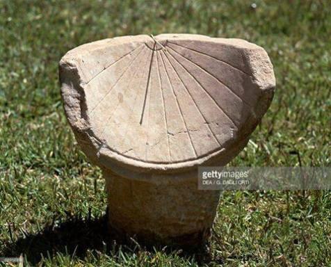 Timgad Wlili cadran solaire Maroc 2500 ans