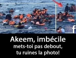 Une fois en mer il syrien faire