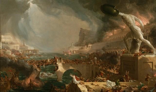 Les vrais raisons de la chute de Rome