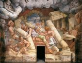 783px-giulio_romano_-_view_of_the_sala_dei_giganti_north_wall_-_wga09553