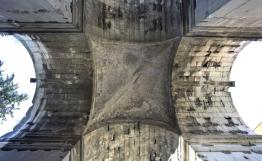 Country: Italy Site: Arch of Janus Caption: General view of internal vault Image date: January 2015 Photographer: Enrico Fontolan/World Monuments Fund Provenance: Watch 2016 Nomination Original: from Watch team
