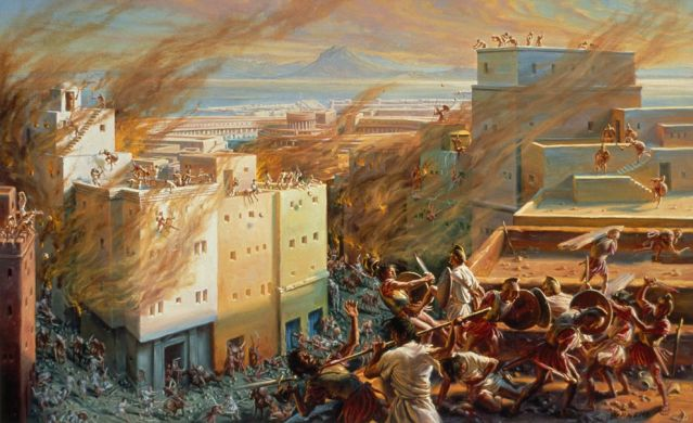 Massinissa l'allier de Rome contre Carthage