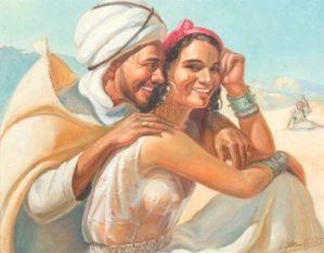 L'amour libyque est porteur d'espérances