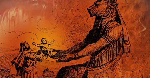 Des centaines de milliers d'enfants sacrifiés chaque années au Dieu lumière