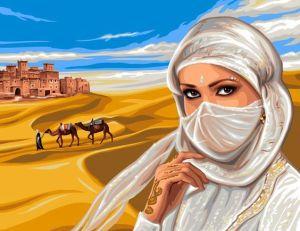 Al-Uzza la Déesse Tanét chez les Arabes