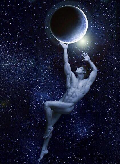 La Lune est vivante
