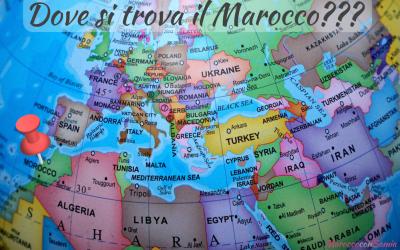 Tra Maghreb e Africa | Dove si trova il Marocco?