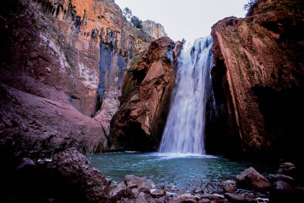 cascata Oum Rabia_maroccoconsamia