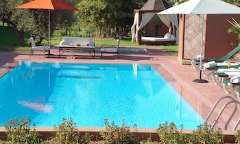 Marrakech: Palais Jena Hôtel & Spa 4* Luxe pour seulement 550dhs pour 2 pers.!