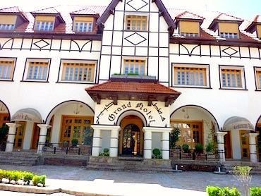 Ifrane: Séjour au Grand Hôtel d'Ifrane 4* à seulement 625dhs au lieu de 1940!