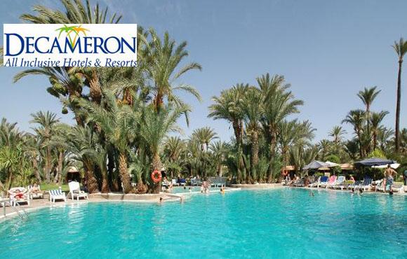 Marrakech: Séjour ALL INCLUSIVE pour deux à seulement 999dhs au Royal Decameron Issil!