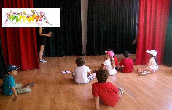 Atelier Conte pour enfants à seulement 100dhs au lieu de 200 chez Witi Witi!