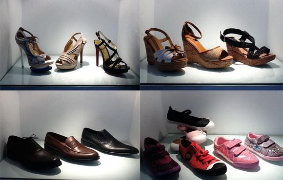 Prix Choc: Chaussures d'Importation de qualité pour femmes, hommes et enfants à -70%!