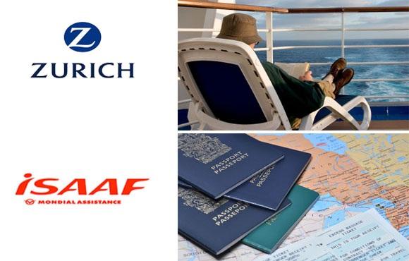 Voyagez en toute sécurité: Contrat Globale Assistance Voyage d'une année par Zurich Assurance à seulement 490dhs!