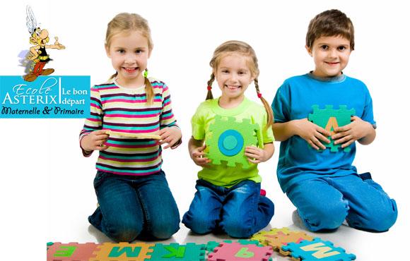 Ce Ramadan: Ateliers pour enfants à seulement 1200dhs à l'Ecole Astérix!