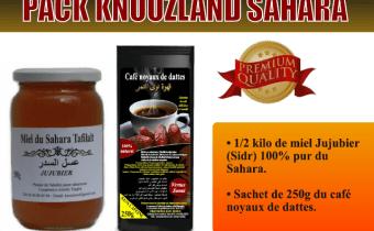 Pack Knouzland Sahara