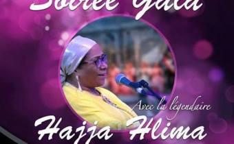 Soirée Gala avec la Fameuse » HAJJA HLIMA «