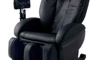 Fauteuil massage intelligent