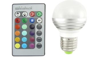 Ampoule LED économie d'éléctricité