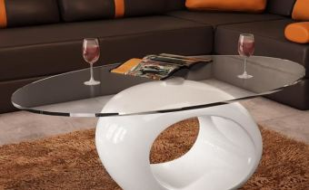 Table basse EGG