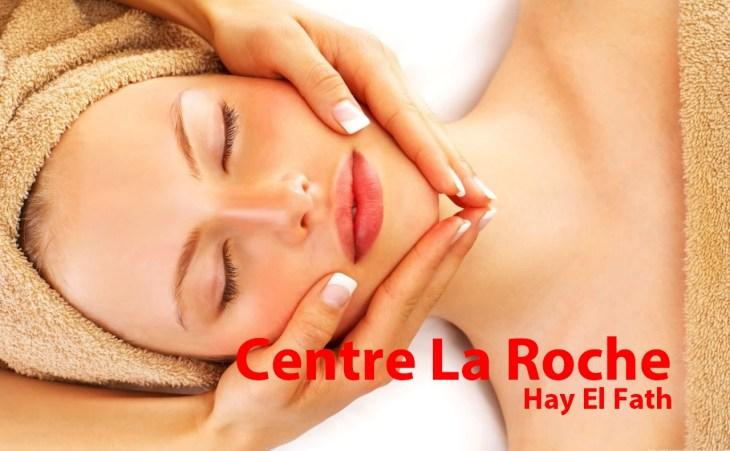 OFFRE EXCEPTIONNELLE! – Soin Visage Chez Centre La Roche – Hay El Fath a 99Dh
