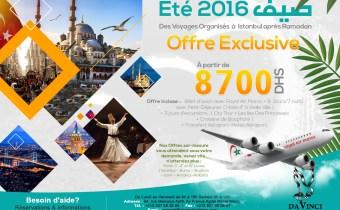 Voyage Été 2016