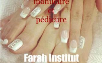 Manucure et pédicure et poses vernis mains et pieds