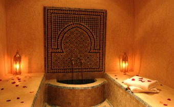 HAMMAM ROYAL+UN MASSAGE AU CHOIX