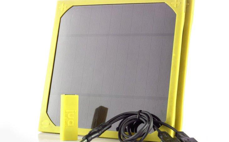 chargeur solaire photovoltaique