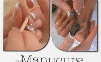 Manucure  + pédicure spa à 79 Dh