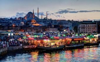 ISTANBUL EN OCTOBRE 2017 A PARTIR DE 6800 DHS