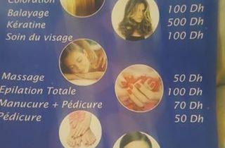 épilation complète + soin de cheveux  à 99 DH