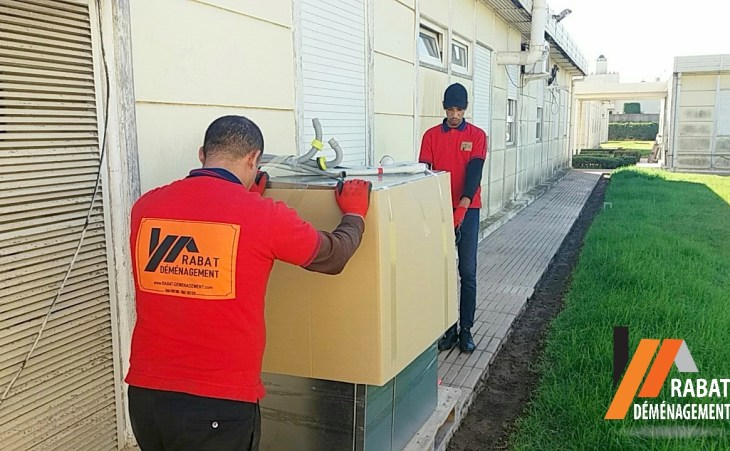 Entreprise de déménagement – Rabat Déménagement