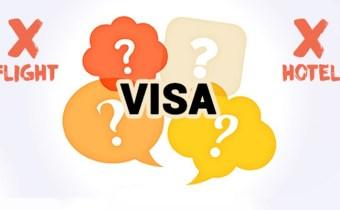 DOCUMENT VISA (RÉSERVATION BILLET + HOTEL)